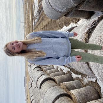 Babysitter in Chancellor (South Dakota): Ellie