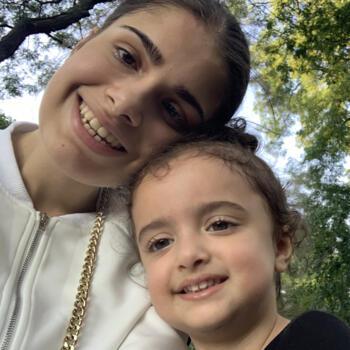 Babysitter a Milano: Jasmine