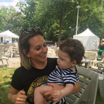 Baby-sitter in London: Sophia
