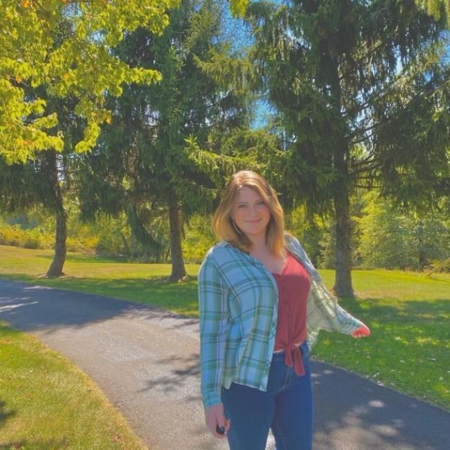 Nanny in Washington (Pennsylvania): Caitlin
