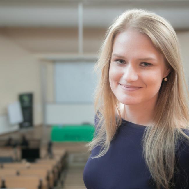 Babysitting job in Warsaw: Aleksandra