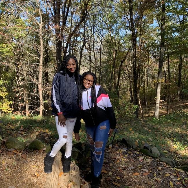 Babysitter in Cincinnati: Nasia and Ari!