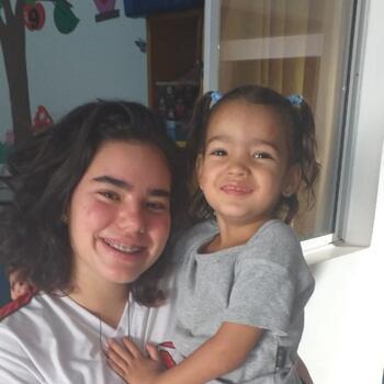 Babysitter Porto: Clarice
