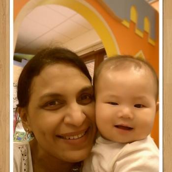 Babysitter Singapore: Mercy