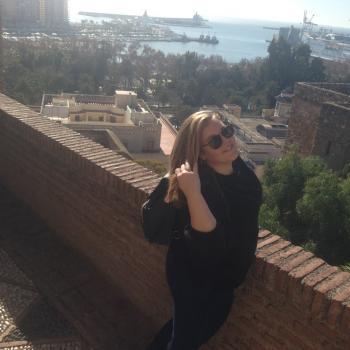Canguro Almería: Isabel María Muñoz Marín