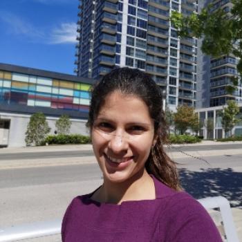 Babysitter in Toronto: Yansi