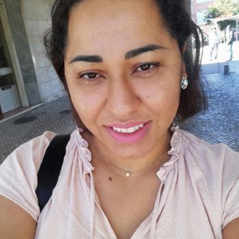 Trabalho de babysitting em Vila Franca de Xira: Trabalho de babysitting Gysele
