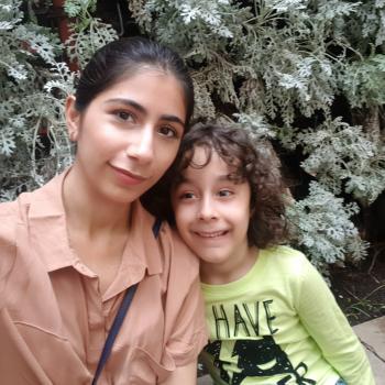 Baby-sitter Strasbourg: Maryam
