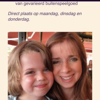 Gastouder Leiden: Jeanet