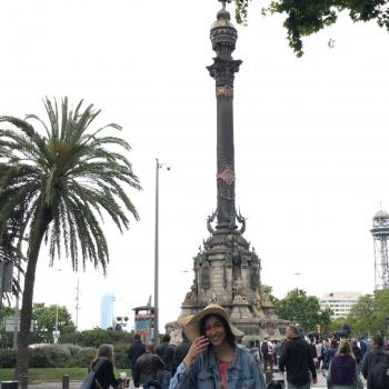 Baby-sitter in Paris: Sandie