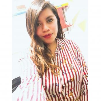 Niñera Estado de México: Claudia Ivett Juárez Pérez