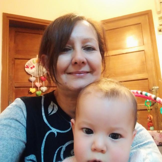Babysitter in Montevideo: Edith