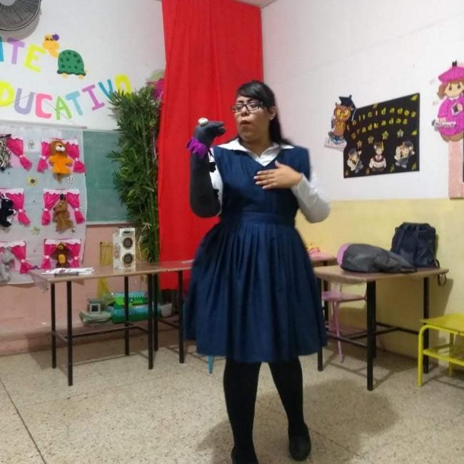 Niñera en Ecatepec: Geraldine