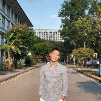 Babysitter in Singapore: Marcus