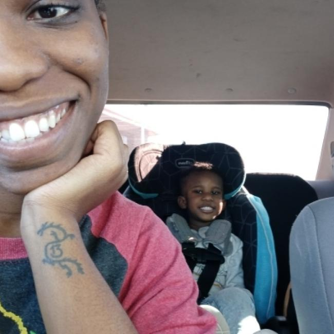 Babysitting job in Mesa: Abrealya