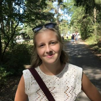 Babysitter Oslo: Emma