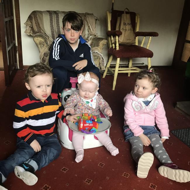 Babysitting job in Cork: Grainne