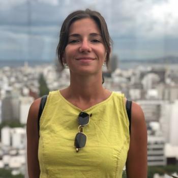 Niñera Rosario: Eliana