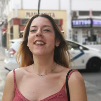 Canguro Málaga: Lorena