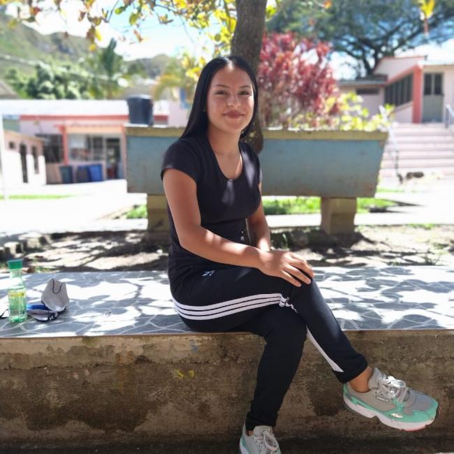 Niñera en Pasto: Camila