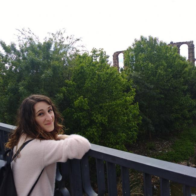 Canguro en Málaga: Raquel