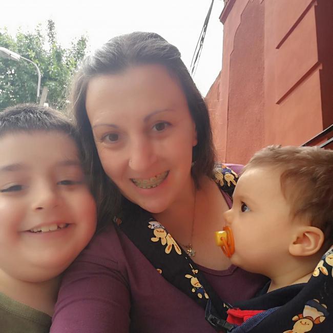 Babysitting job in Montevideo: Silvana