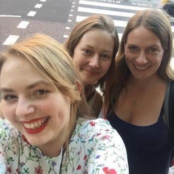 Oppas Amsterdam: Regina