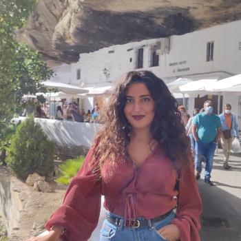 Canguros en Cádiz: Esther