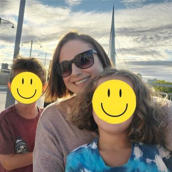 Childminder job in Winnipeg: babysitting job Katharine