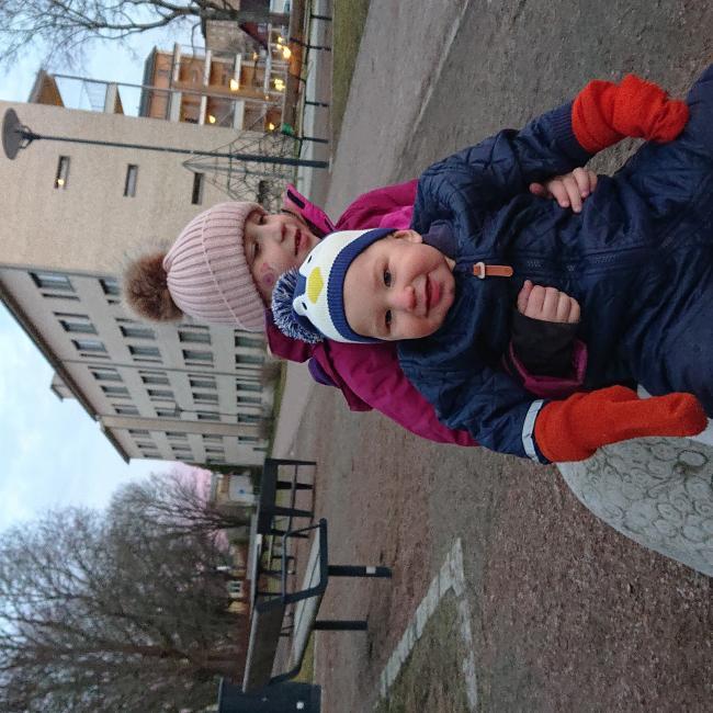 Barnvaktsjobb i Uppsala: Elin