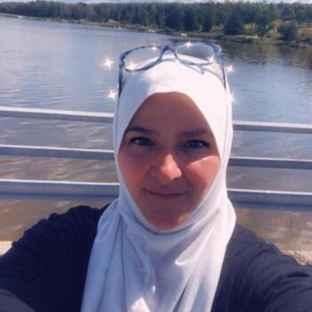 Dagmamma i Örebro: Iman