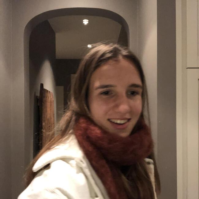 Babysitter in Roeselare: Rachel