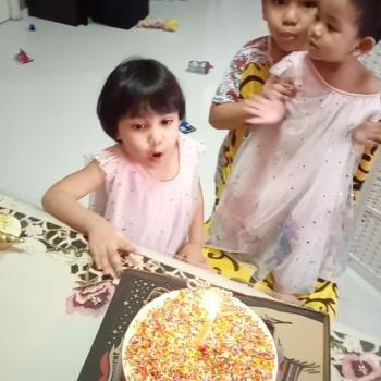 Babysitting job in Singapore: Amaliah