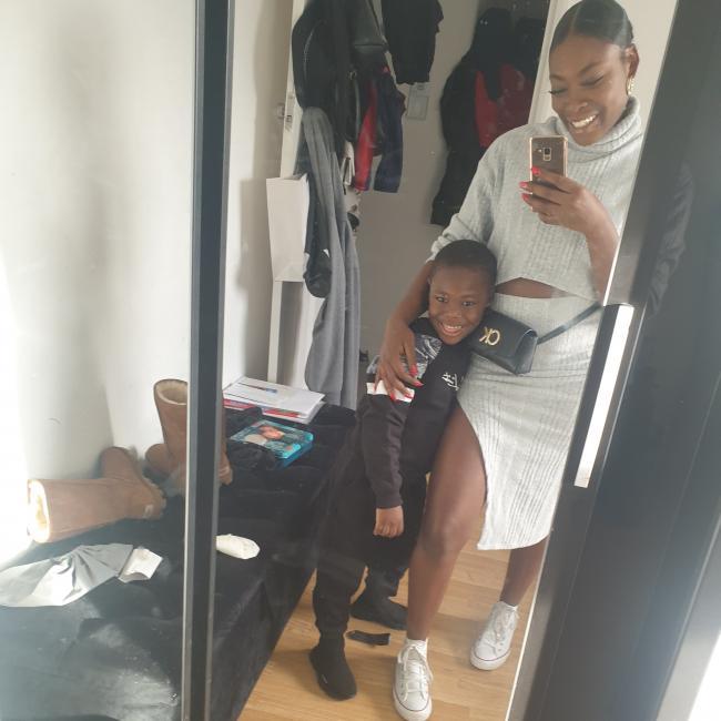 Babysitting job in London: Kayla
