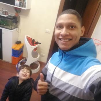 Babysitter Vigo: Richard