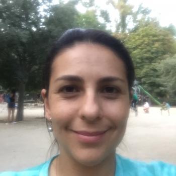 Niñera Madrid: Erika