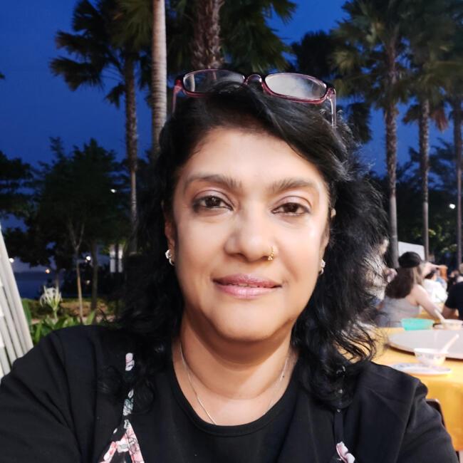Nanny in Singapore: LYDIA