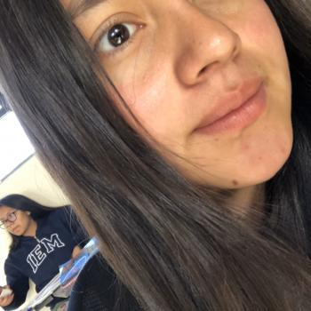 Niñera Ciudad de México: Claudia