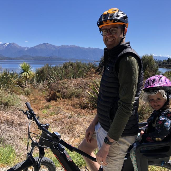 Babysitting job in Wellington: Tim