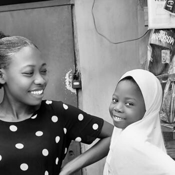 Babysitter in Berlin: Olawunmi