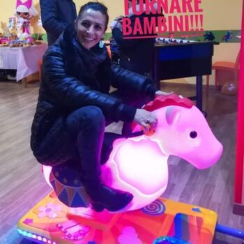 Babysitter in Rome: Claudia