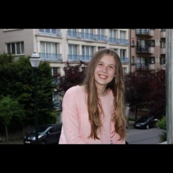 Baby-sitter Bruxelles (Ixelles): Gabriela