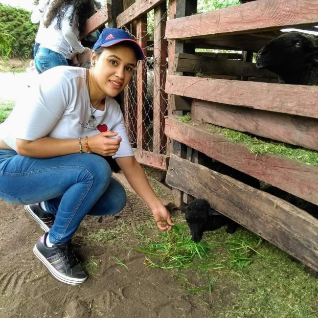 Niñera en Bogotá: Laura Marcela