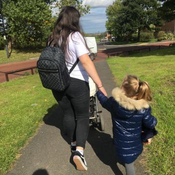 Babysitter Glasgow: Somaya