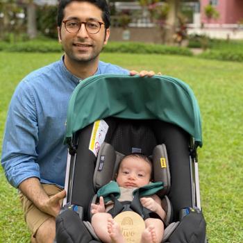 Babysitting job in Singapore: babysitting job Nikhil