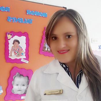 Babysitter Alcobendas: Marisol