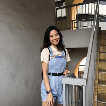 Babysitter Singapore: Isabelle