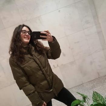 Canguro en Logroño: Erika