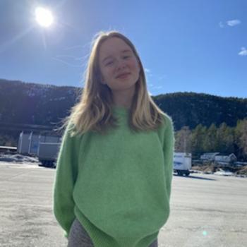 Barnevakt i Sørumsand: Hannah
