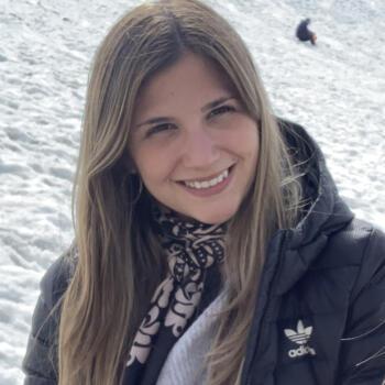 Baby-sitter Paris: Maria Lucia
